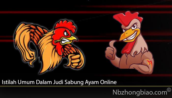 Istilah Umum Dalam Judi Sabung Ayam Online