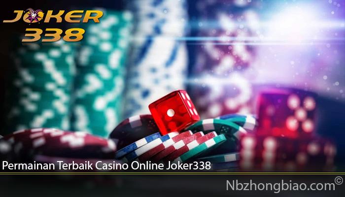 Permainan Terbaik Casino Online Joker338