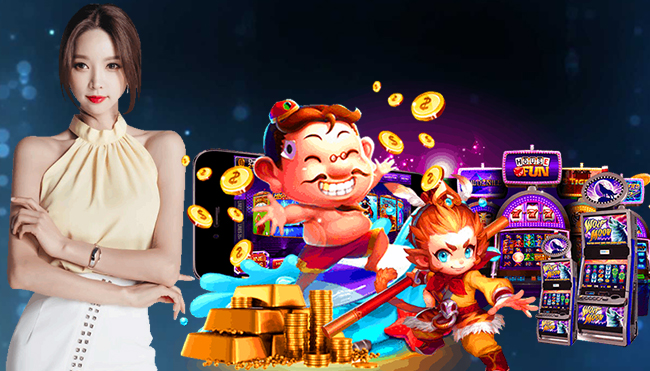 Permainan Slot Online Menjadi Permainan Terpopuler